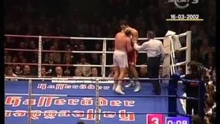 W Klitschko vs Francois Botha