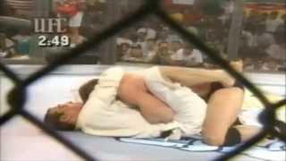 Tempo extra da Super Luta do UFC 5: Royce Gracie x Ken Shamrock