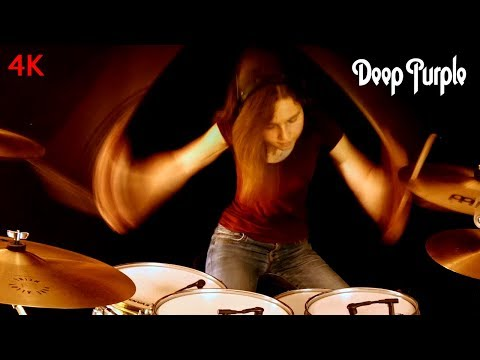 Highway Star (Deep Purple); Drum Cover by Sina