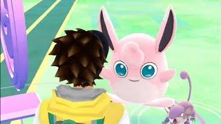 Wigglytuff  - (Pokémon) - A Wild Wigglytuff Has Appeared! Can Jonno Catch It?!