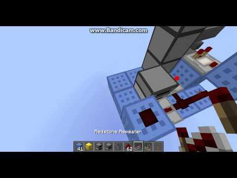 Keycard Reader Lock Minecraft Project