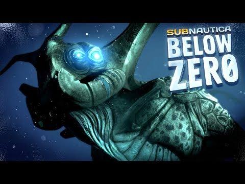 Subnautica: Below Zero | SEA EMPEROR LEVIATHAN (Below Zero Early