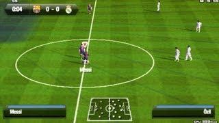 FIFA 14 PSP gameplay HD