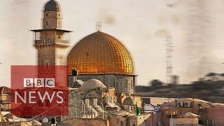 Jerusalem's Temple Mount/Haram al-Sharif explained - BBC News