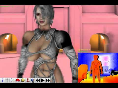 Kinect Powered Jiggle With Soulcalibur's Ivy Goes Too Far