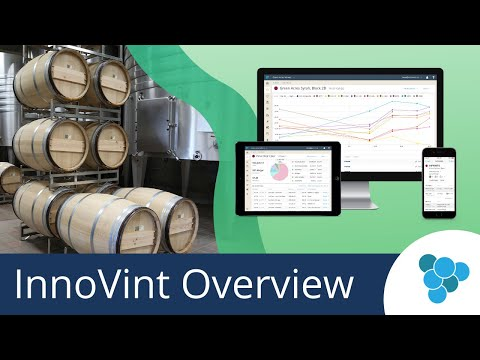 InnoVint Wine Production Software Overview