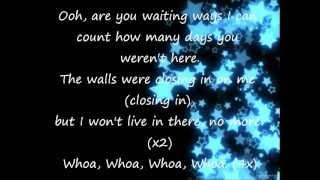 3OH!3 - Set you free (With lyrics)