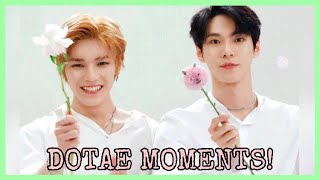 ♡ DOYOUNG AND TAEYONG  ♡ CUTE AND FUNNY DOTAE / YONGYOUNG MOMENTS - NCT DOTAE PT 1 + 2  ♡