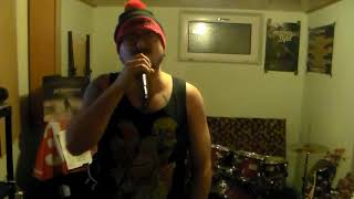 36 Crazyfists - Death Eater Vocal Cover by Phil from Sacred Heart