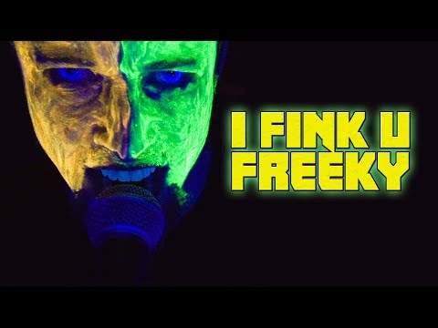 Die Antwoord -  I FINK U FREEKY (metal cover by Leo Moracchioli) (видео)