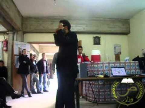 """فيديو ورشة """"مهارات التفوق الدراسي"""" من تقديم المدرب خالد زريولي"""