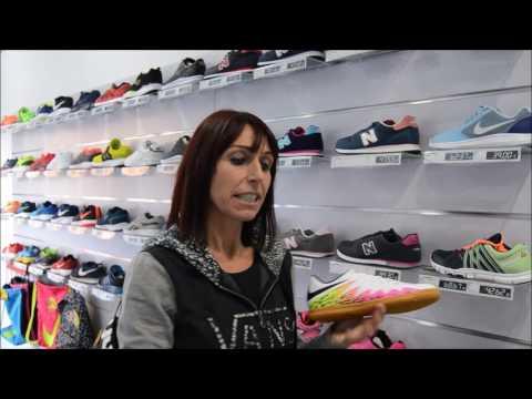 Zapatillas de futbol sala niño y mujer Valencia