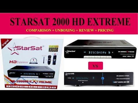 Starsat 2000 HD Extreme - смотреть онлайн на Hah Life