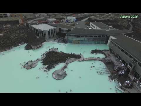 Iceland - Grindavik - geothermal spa Blu