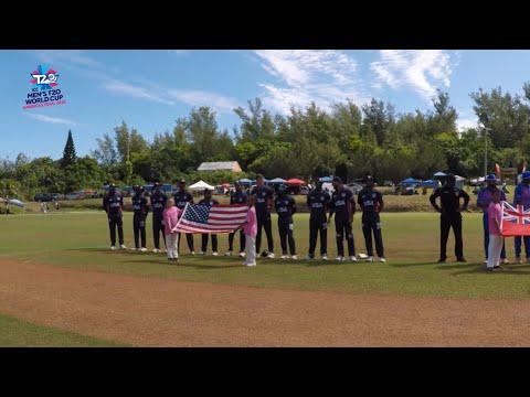 ICC Men's T20WCQ Americas: Bermuda v USA   Match Highlights
