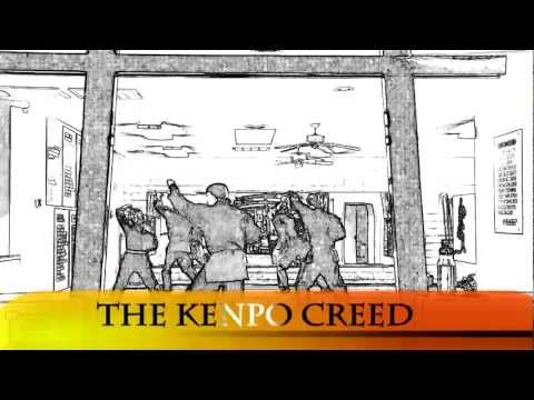 The Kenpo Creed - Epperson Bros Kenpo Karate Dojo Chico, CA