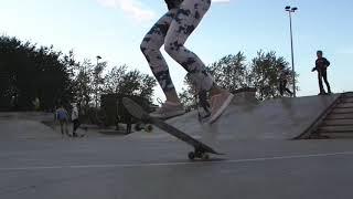 Маша Рыбка - Тренер по скейтборду Ptahi School