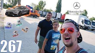 Körbejártuk fél Magyarországot (1/2) Mercedes Központ