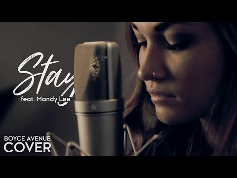 Stay -Rihanna ft. Mikky Ekko(Boyce Avenue ft. Mandy Lee of MisterWives cover) on Spotify & Apple