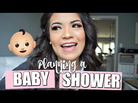 PLANNING A BABY SHOWER | BelindasLife