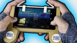 How to make gaming controller for mobile