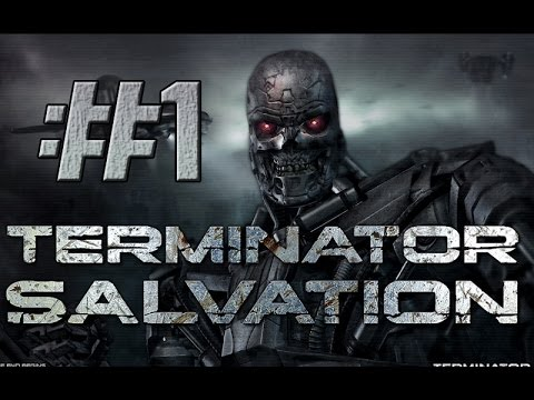 Прохождение игры Terminator Salvation #1