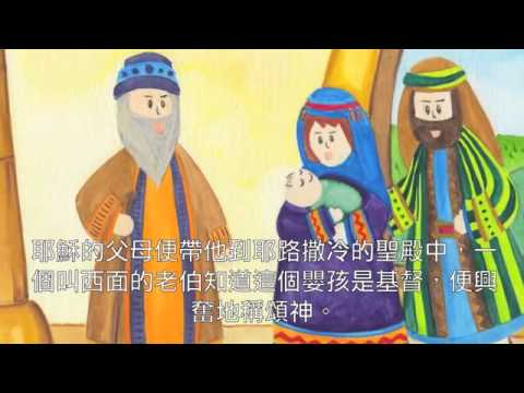 Video of Lamb Bible-The Christmas Story