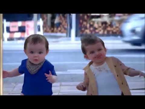 Bebês dançando. Muito Engraçado. Babies dancing. Very Funny
