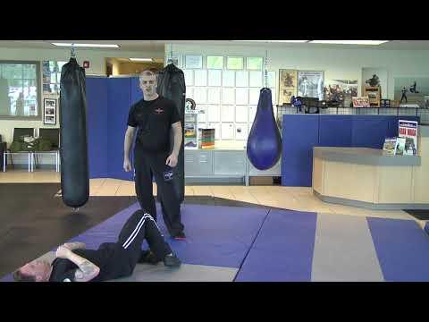 Mastering Krav Maga Online:  Takedown Defenses (Orange and Green Belts)