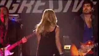 Ashley Tisdale-Crank It Up & Hot Mess Live-Progressive Skating & Gymnastics Spectacular [2009]