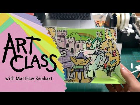 Vidéo de Matthew Reinhart