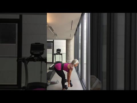 Muscle Complex | Deadlift Row & Triceps Kickback