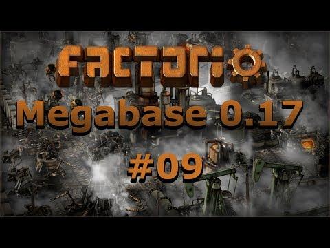[009] Factorio - Megabase - Ölverarbeitung & Festbrennstoff [Deutsch | Gameplay | 0.17.x]