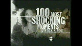 VH1 - 100 Most Shocking Moments in Rock & Roll (2001)