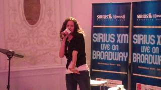 "Mandy Gonzalez - ""Rainbow High"" - Sirius XM Live on Broadway"