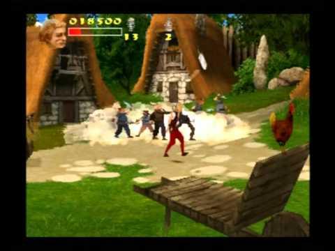 Astérix & Obélix contre César Playstation