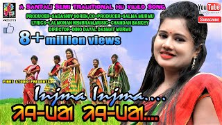 INJMA INJMA ||New Latest Santali Semi Traditional HD Song-2019-20||Sunita&Gaate Kuliko