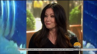 Shannen on Today Show - 19.05.2014