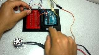 Tutorial : ARDUINO ESC Motor sem escova Brushless