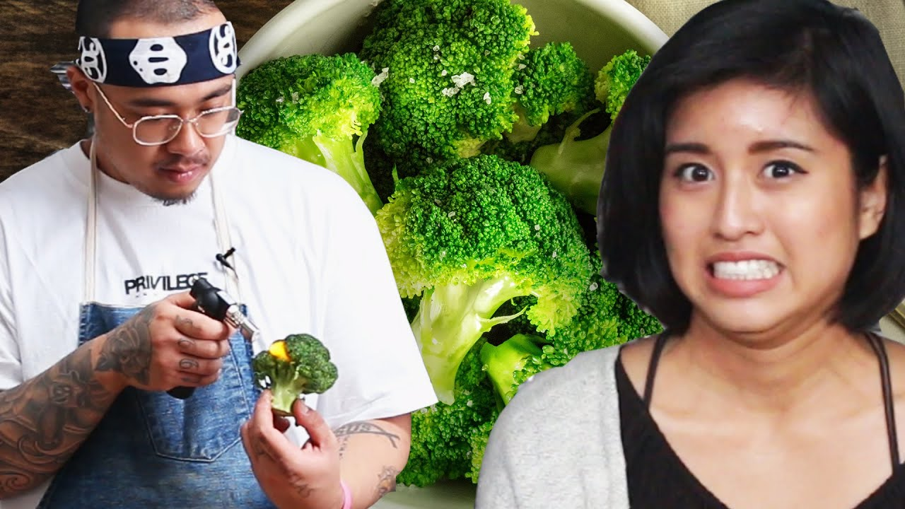 Can Chefs Make Broccoli-Haters Change Their Mind? thumbnail