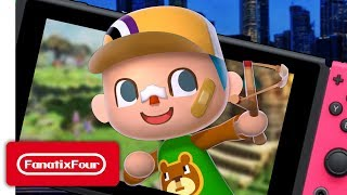 Animal Crossing Switch will be HUGE but you may not know why...
