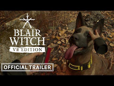 Trailer de lancement sur Oculus Rift de Blair Witch VR