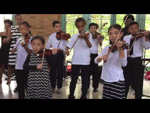This video is from a concert with my students from a few years ago.