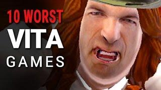 10 Worst PS Vita Games