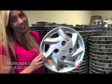Automotive Videos: Chevrolet Metro Hub Caps, Center Caps & Wheel Covers
