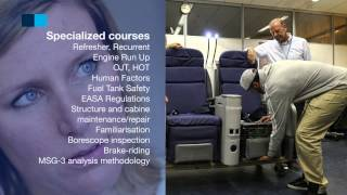 Technical Training - MRO - Air France Industries KLM Engineering & Maintenance (AFI KLM E&M)