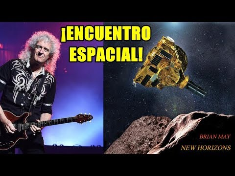 ¡BRIAN MAY lanza NEW HORIZONS (Ultima Thule Mix)!