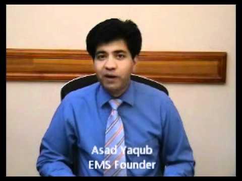 EMS Asad Yaqub's Interview