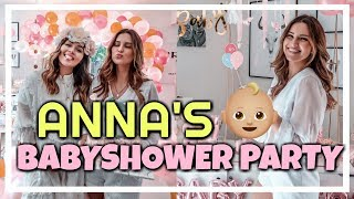 ANNAS BABY SHOWER PARTY 😍| 07.04.2018 | Daily Maren & Tobi