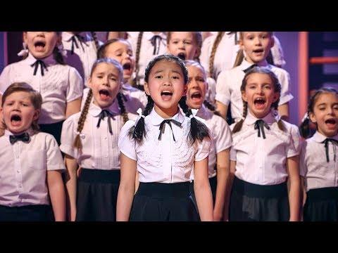 Малиновый Свет - Детский хор Светлакова | Слава Богу, ты пришёл!